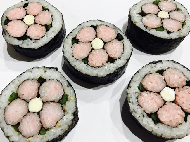 体験/飾巻寿司