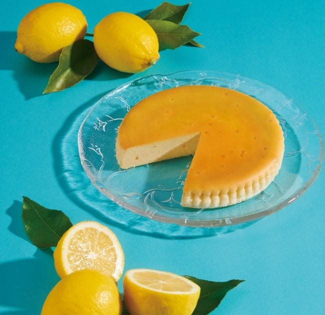 御用邸レモンチーズケーキ