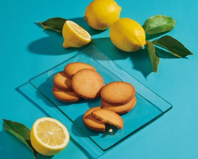 御用邸レモンチーズクッキー