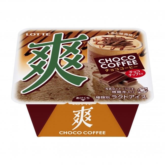 爽 チョココーヒー(チョコチップ入り)